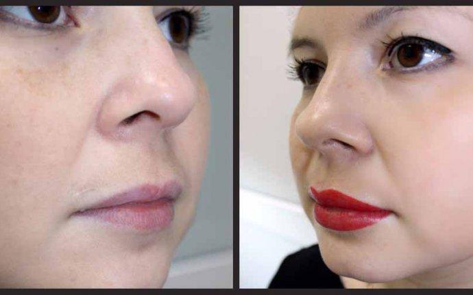 Растушевка губ: фото и видео рекомендации