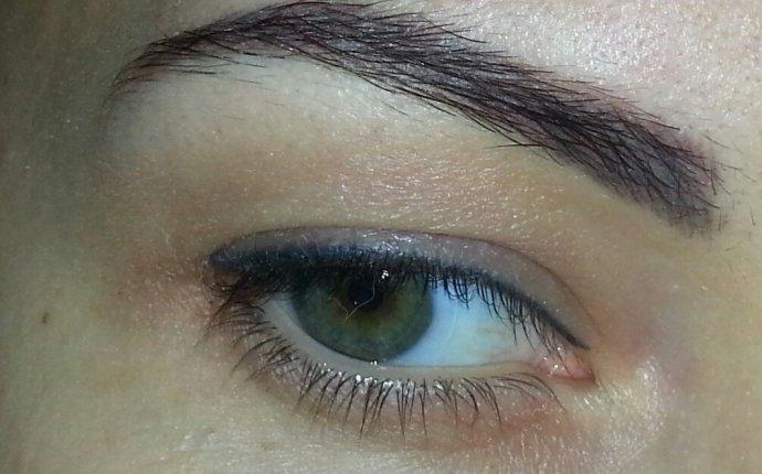 Татуаж глаз - «Межресничка и татуаж бровей. Как сделать татуаж