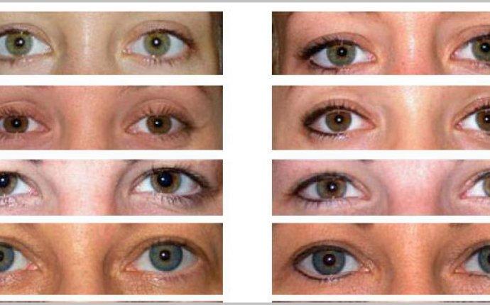 Татуаж глаз с растушевкой (фото)