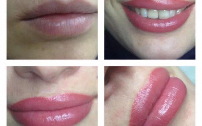 Татуаж губ у мастеров из каталога в Харькове: отзывы клиентов