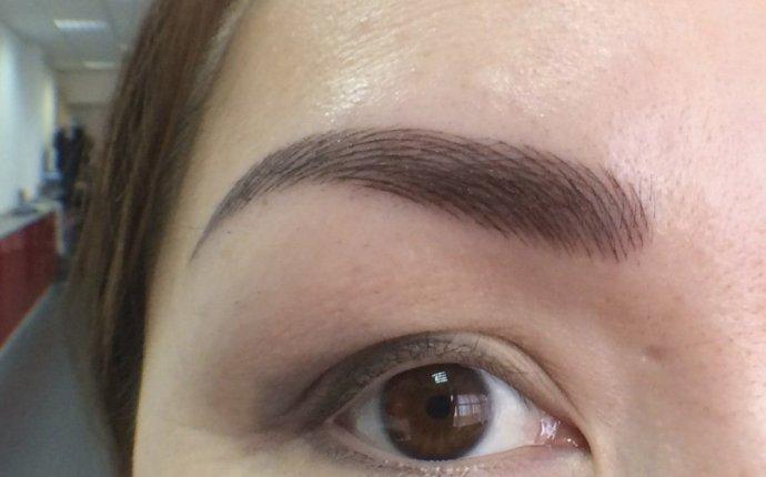 Заказать перманентный макияж (брови,губы глаза). визаж.лазерное